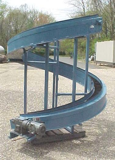 Image PORTEC A306SP450 Spiral Lift Conveyor 325797