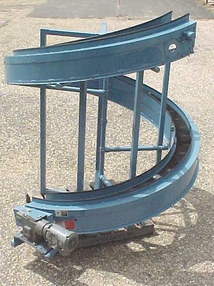 Image PORTEC A306SP450 Spiral Lift Conveyor 325798