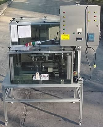 Image CCL Auto XY Pressure Sensitive Labeler 325803