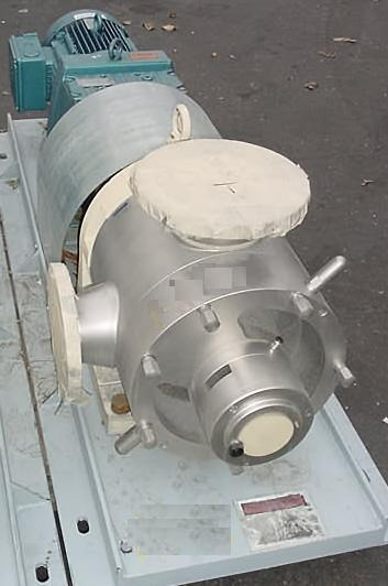 MASO Positive Displacement Sine Curve Pump