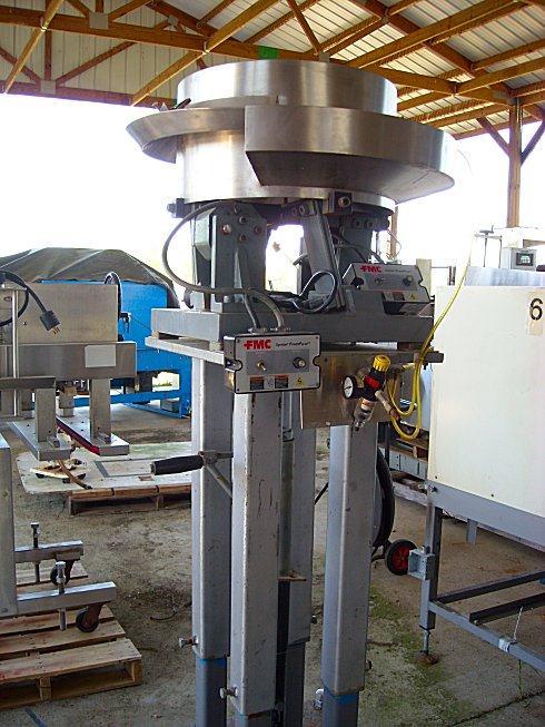 Image SYNTRON SS Sorter Bowl w\Base 53mm Screw Cap 325880