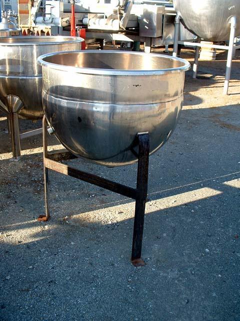 80 Gallon HAMILTON Style A Kettle