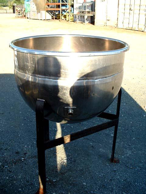 Image 80 Gallon HAMILTON Style A Kettle 325954