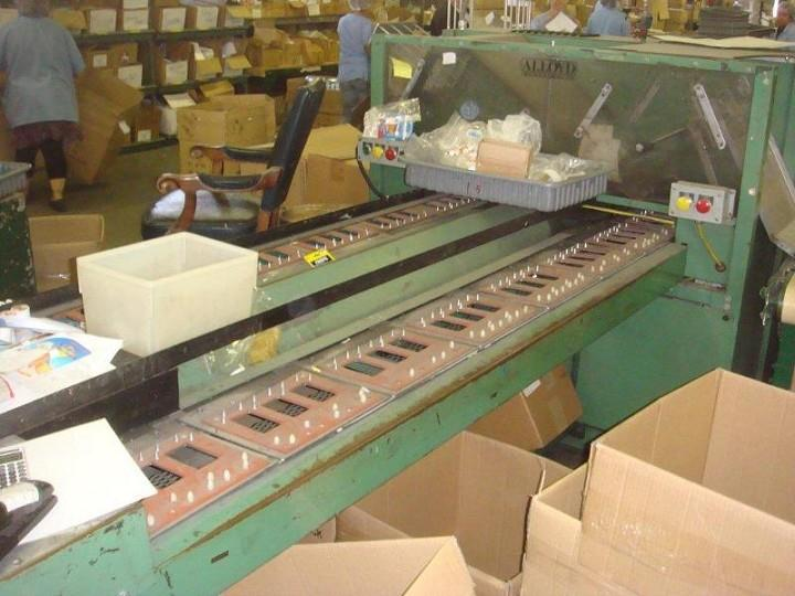 Image ALLOYD Model 18 S 6x9 Blister Machine 326087
