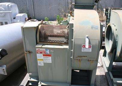 Image 20 HP N.Y. CITY Blower, 8000 cfm 326090