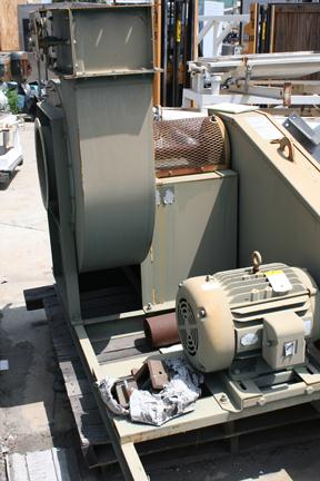 Image 20 HP N.Y. CITY Blower, 8000 cfm 326091
