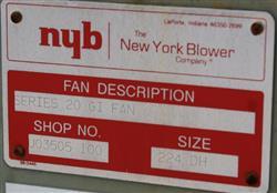 Image 20 HP N.Y. CITY Blower, 8000 cfm 326092