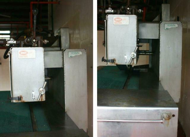 Image RYAN Header Model 223 Processing Machine 326102