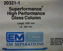 Image EM SEPARATIONS Superformance Glass Column 326150