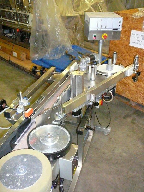 Image NEWMAN NV11 Pressure Sensitive Wrap Labeler 326161