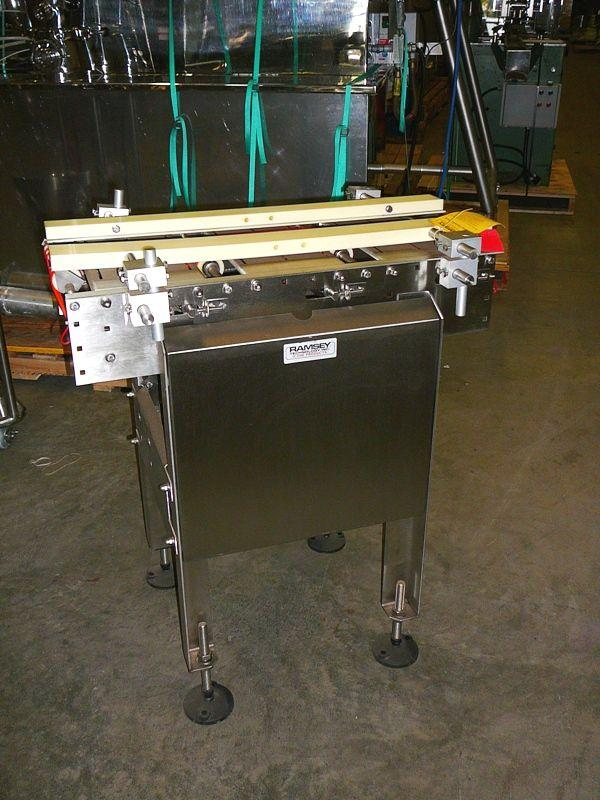 Image RAMSEY Checkweigher Transfer Conveyor 326166