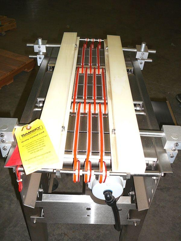 Image RAMSEY Checkweigher Transfer Conveyor 326167