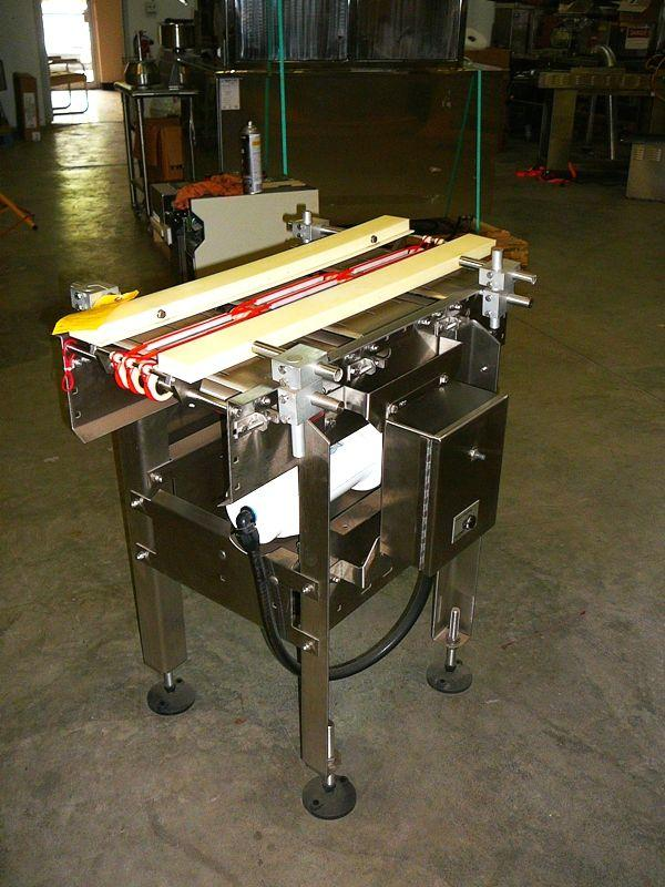 Image RAMSEY Checkweigher Transfer Conveyor 326168
