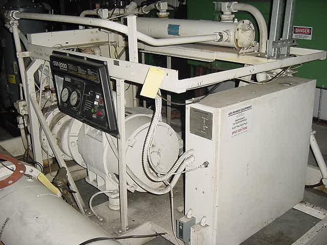 Image 150 HP INGERSOLL RAND Compressor - Reconditioned 326170