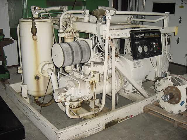 Image 150 HP INGERSOLL RAND Compressor - Reconditioned 326171