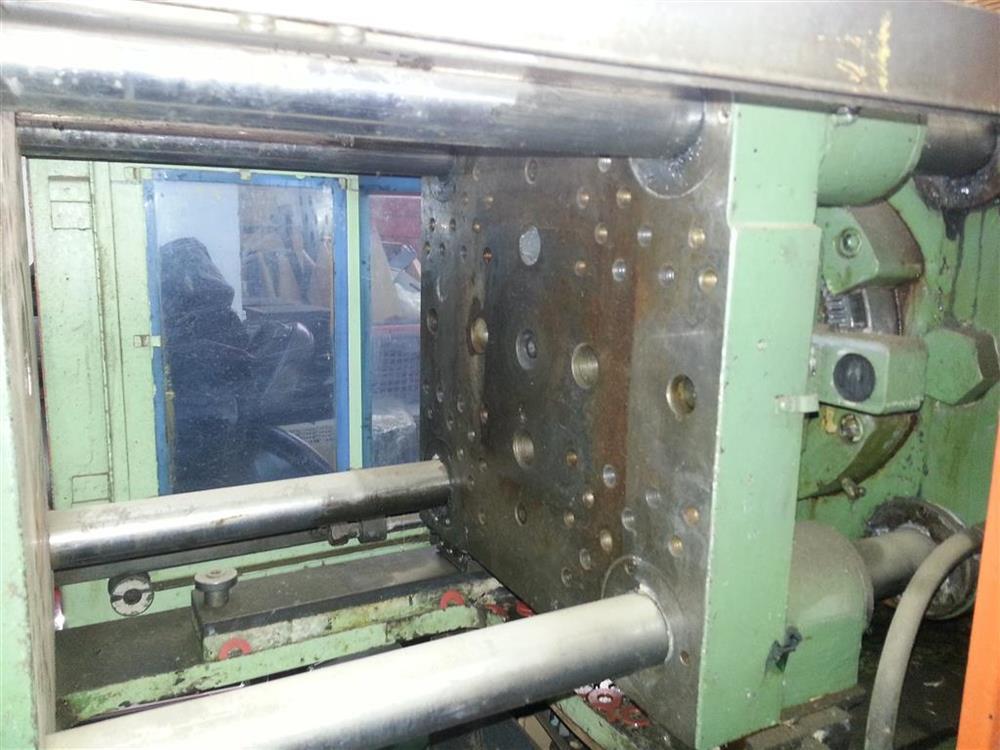 Image 70 Ton KAWAGUCHI Injection Molding Machine 430422