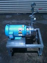 Image 5 HP ALFA LAVAL Stainless Centrifugal Pump 326404