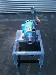 Image 5 HP ALFA LAVAL Stainless Centrifugal Pump 326405
