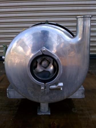Image 7.5 HP TRI CLOVER Stainless Centrifugal Pump 326415