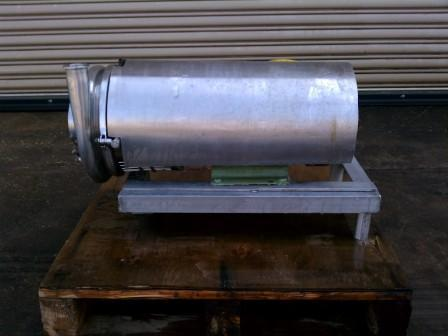 Image 7.5 HP TRI CLOVER Stainless Centrifugal Pump 326416