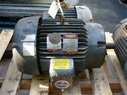Image 7.5HP BALDOR Marine Duty Motor Frame 213tc/460 V 326499