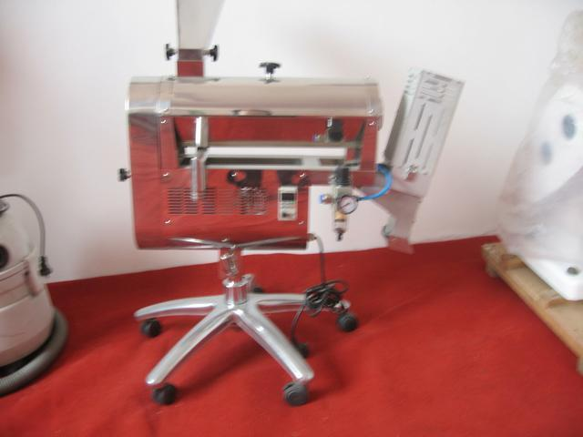 Image Capsule Polisher and Sorter 326588