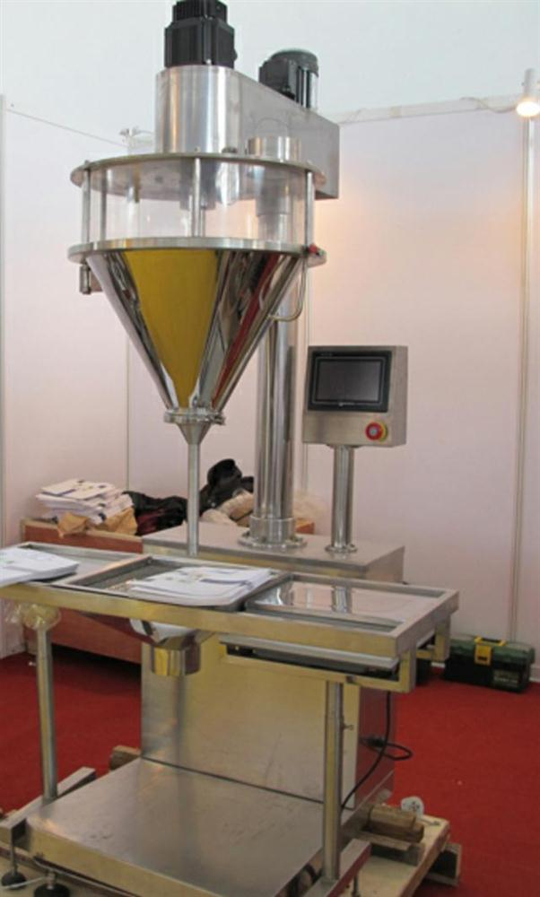 Semiauto Powder Filler