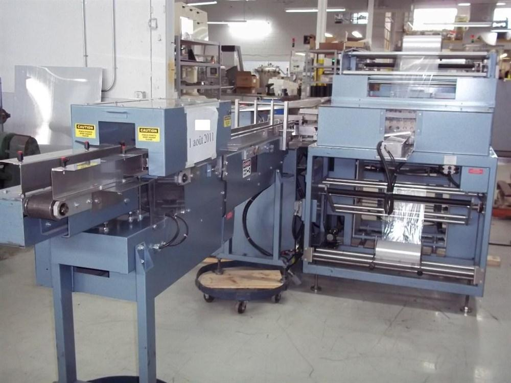 RBS RASW Automatic Pneumatic Shrink Wrapper