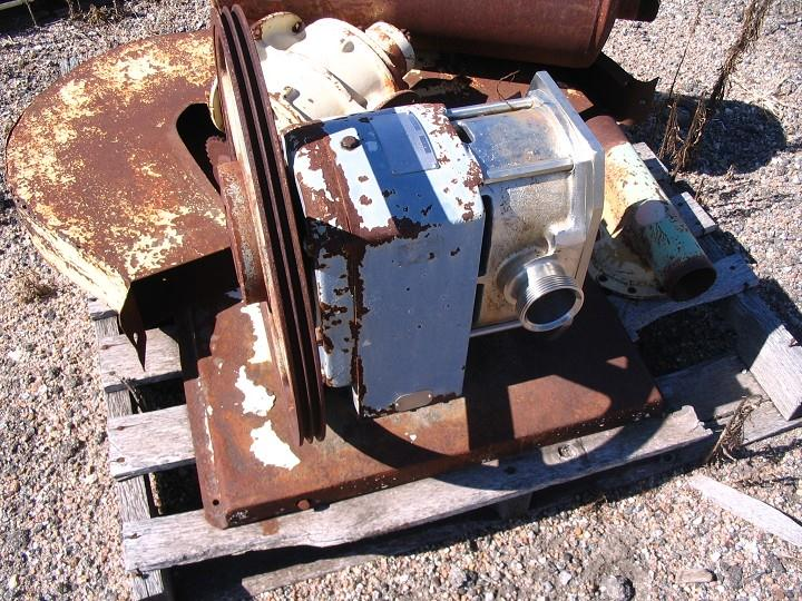 Image 10 HP ST REGIS S/S Food Grade Sanitary Pump 326724