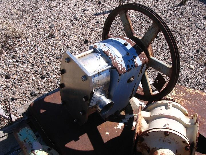 Image 10 HP ST REGIS S/S Food Grade Sanitary Pump 326725