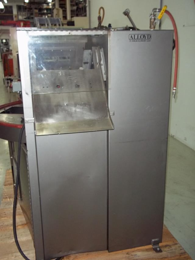 Image ALLOYD 4-Station Model 4SC 6/9 Blister Machine 326762