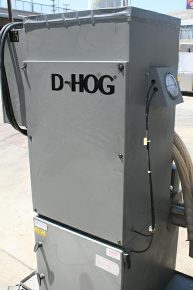 Image UAS SC600 Dust-Hog Dust Collector, 400-700 scfm 326771
