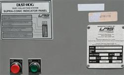 Image UAS SC600 Dust-Hog Dust Collector, 400-700 scfm 326772
