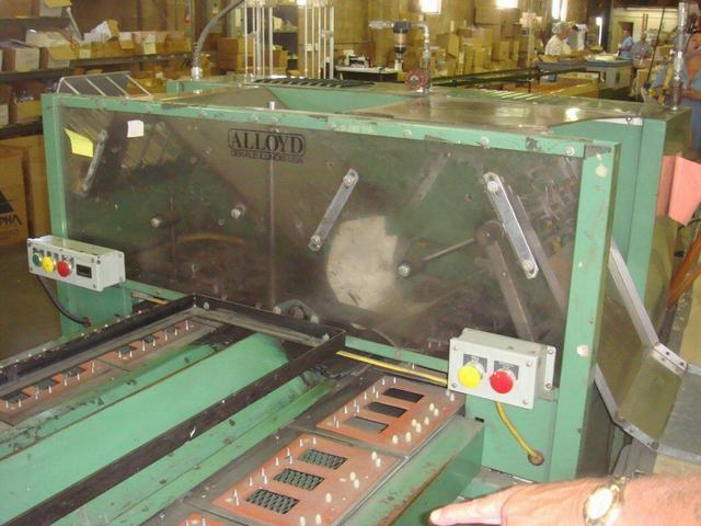 Image ALLOYD Model 18 Blister Machine, 6 x 9 326779