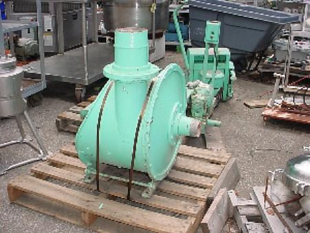 2 HP SPENCER Turbine Centrifugal Blower