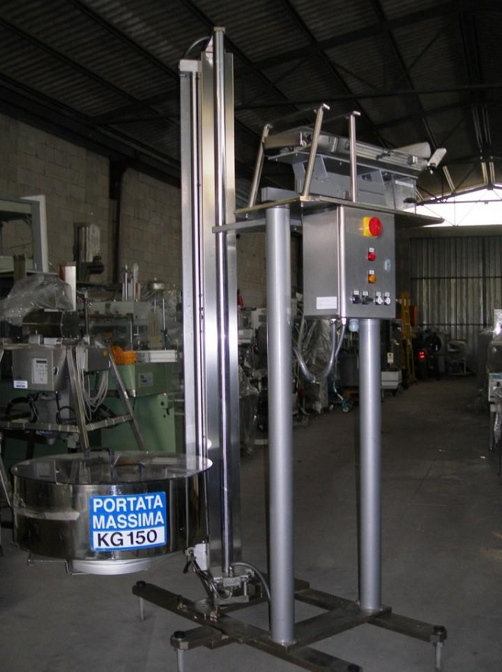 C-MATIC S/S Tablet Feeder w/ Elevator