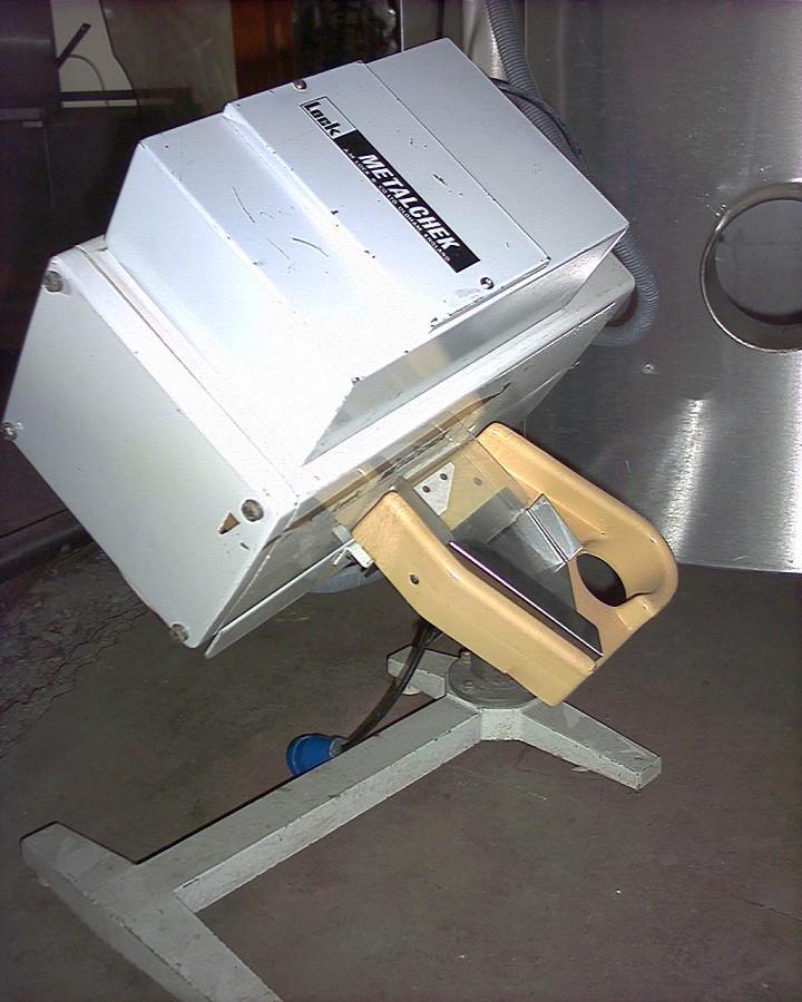 Image LOCK Metalcheck 9 SP Metal Detector 326870