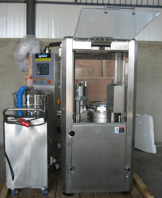 NJP 1200 Capsule Filling Machine