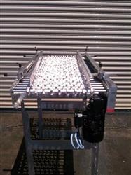 "Image 22"" x 50"" L Stainless Food Grade Conveyor 327120"
