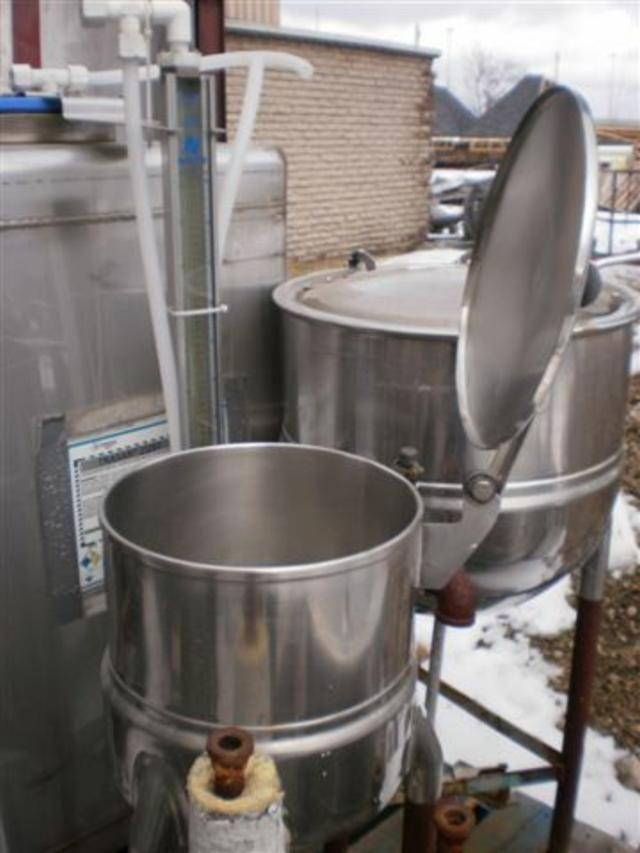 Image 5 Gal  GROEN S/S Jacketed Kettle 327162