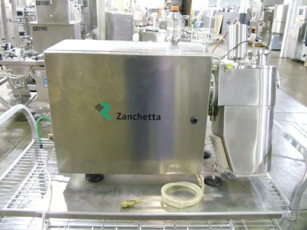 Image ZANCHETTA Rotolab High Shear Granulating Mixer 327328
