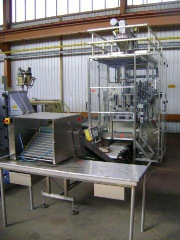 Image PREWA Type 450 Form, Fill, and Seal Machine 327339