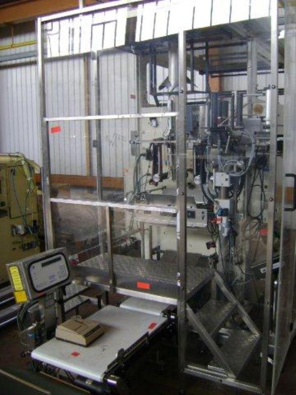 Image PREWA Type 450 Form, Fill, and Seal Machine 327341