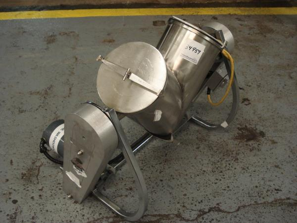 16 Qt PATTERSON KELLEY Twin Shell Blender
