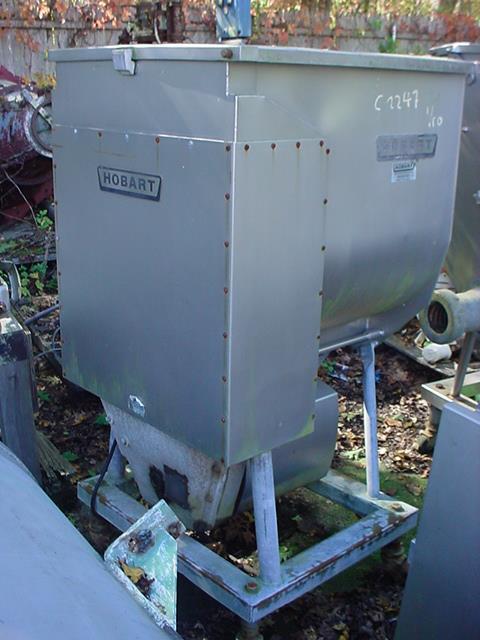 Image 7.5 HP HOBART S/S Food Mixer / Grinder 595243