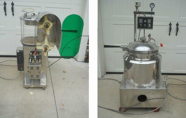 Image 10 Gal. Pressure Cooker / Canner / Soup Cooker 327411
