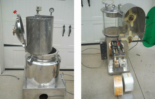Image 10 Gal. Pressure Cooker / Canner / Soup Cooker 327412