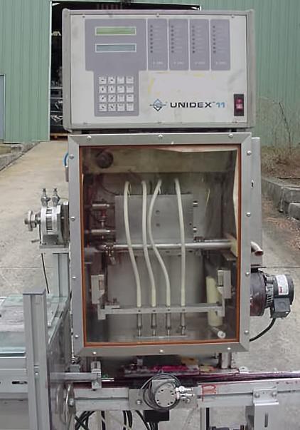 Image 4 Piston JG MACHINE Hot Pour Filler 327461
