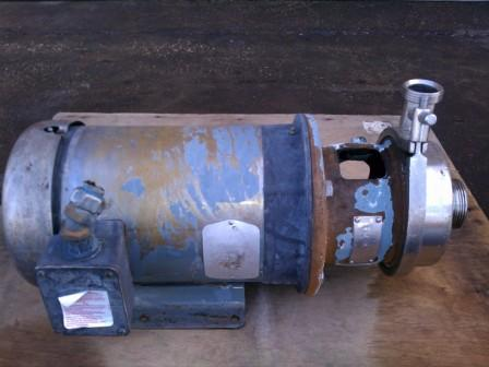 "Image 5 HP ST REGIS Stainless Centrifugal Pump, 2"" x 1 327593"