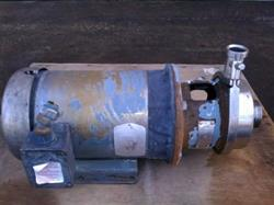 """Image 5 HP ST REGIS Stainless Centrifugal Pump, 2"""" x 1 327593"""